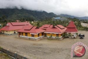 Kantor Bupati Intan Jaya