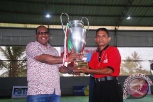 120 tim futsal Merauke ikut JWW Cup