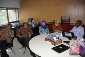 KPK apresiasi kehadiran Tim UP2KP bahas kerja sama pengawasan