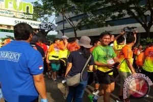 """Pelari Pertamina Maluku-Papua ramaikan """"eco run"""" Tangerang"""