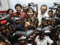 Donasi 1.500 sepatu
