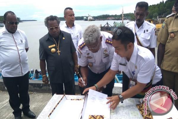 Dishubkominfo Mimika mengadakan tiga kapal cepat di 2018
