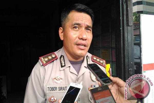 Polisi Jayapura Kota amankan delapan orang diduga pelaku kriminal