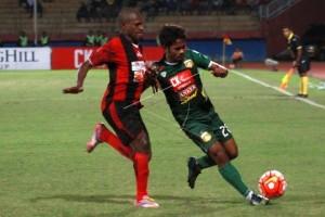 Persipura Jayapura kalahkan Bhayangkara Surabaya United 2-1