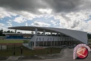 Freeport rampungkan pembanguan fasilitas Mimika Sport Complex