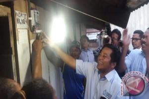 PLN: pelanggan listrik bersubsidi di Papua sebanyak 12.919 KK