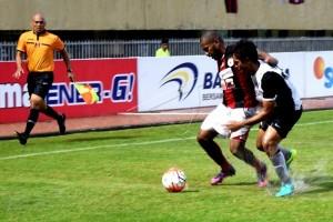 Persipura Jayapura kalahkan PSM Makasar 4-2