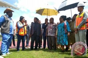 Catatan akhir tahun: Tekad Papua sukseskan PON termahal di Indonesia
