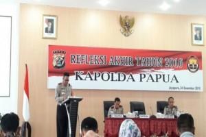 Catatan Akhir Tahun - Minimnya pengungkapan kasus curanmor di Papua