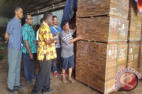 Iswa siap ekspor kayu olahan secara berkelanjutan