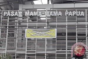 Pasar Mama-Mama Papua disegel