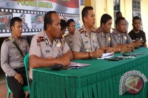 Polisi Mimika berkomitmen tuntaskan pengusutan dana hibah KONI