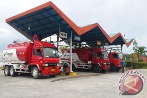 Pertamina jaga ketahanan stok BBM di Asmat