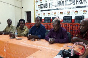 KPU: pemilih tetap di Kabupaten Dogiyai 122.128 orang