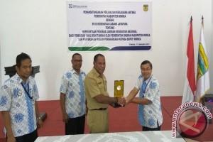 Peserta JKN Puskesmas Timika terbanyak kedua se-Indonesia