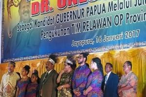 Mantan Bupati Yakuhimo nyatakan ikut Pilgub Papua