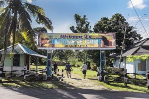 Mengunjungi Gua Jepang di Pulau Biak