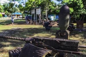 Menikmati wisata mistis Goa Jepang di Biak