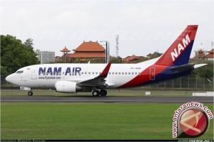 Nam Air segera buka rute baru Biak-Nabire