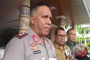 Polda Papua bantah pernyataan Gubernur Lukas Enembe