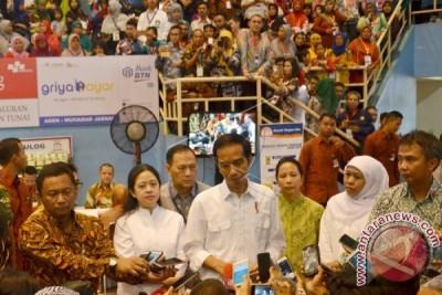 Presiden Jokowi akan bersikap tegas jika Freeport tak kooperatif