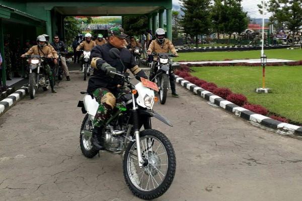 BBPJN siapkan 40 sepeda motor untuk Presiden Jokowi pantau jalan