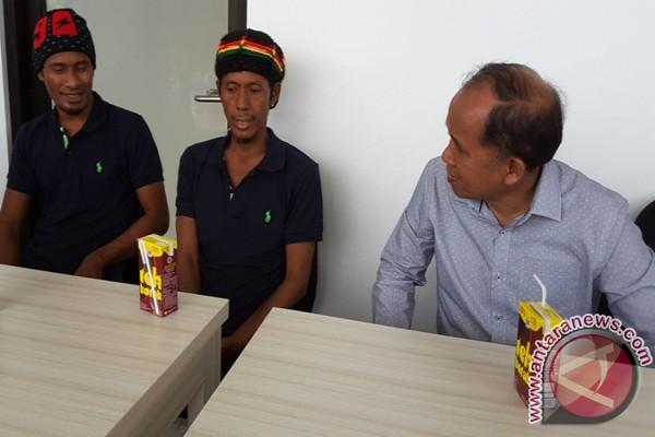 Dubes RI dampingi WNI terdampar di PNG