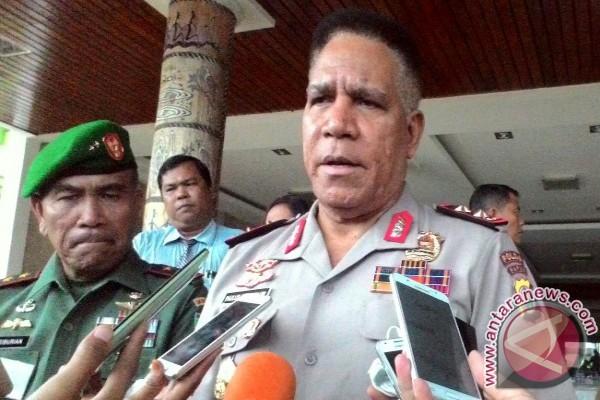 Kapolda minta Gubernur Papua urus korban konflik Intan Jaya