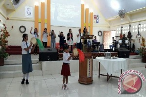 GPDI gelar ibadah profesi peringati pekabaran Injil