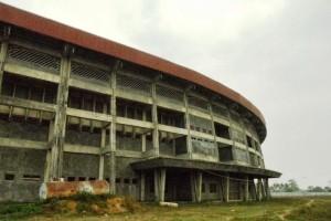 Pemkab Merauke anggarkan Rp10 miliar untuk Stadion Katal Pal