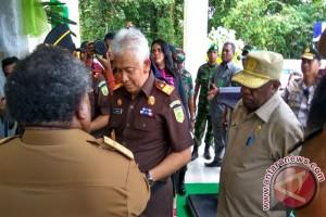 Kajati Papua: pengusutan korupsi didukung bukti bukan target