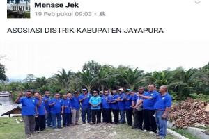 Pemuda adat minta Panwas sikapi kecurangan pilkada Kabupaten Jayapura