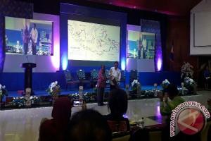 Menkominfo kunjungi Papua terkait proyek Palapa Ring