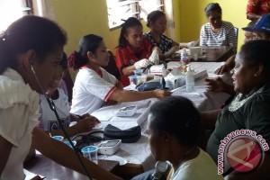 Gereja Advent Abepura gelar pengobatan gratis