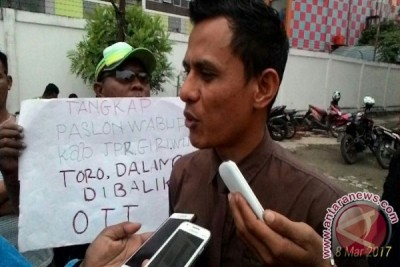 Dua anggota Panwas Kabupaten Jayapura diberhentikan