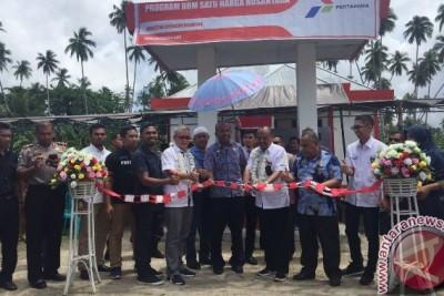 Pertamina hadirkan BBM Satu Harga di Morotai