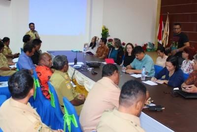 Organisasi dunia pantau pembangunan di Lanny Jaya