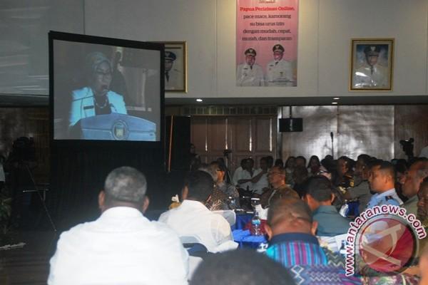 Papua provinsi keempat yang meluncurkan