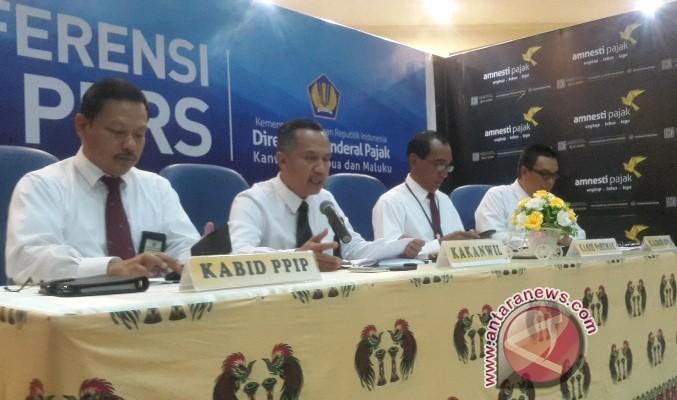 DJP Papua-Maluku: pengakuan harta luar negeri capai Rp2,4 triliun