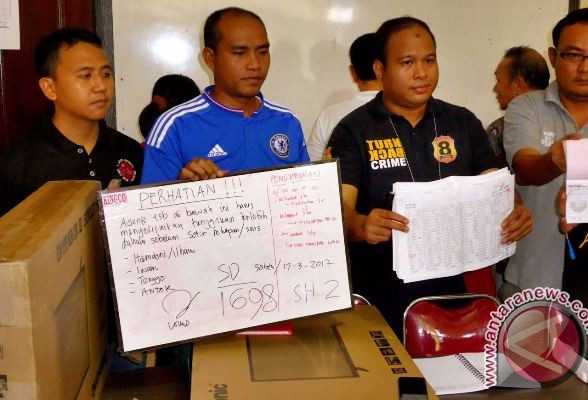 Polda Papua ungkap judi online beromzet miliaran rupiah