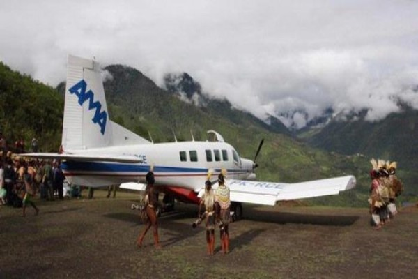 Pemkab Yalimo gunakan pesawat subsidi untuk distribusikan obat