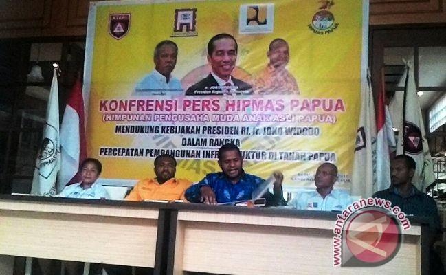 Hipmas apresiasi kebijakan percepatan pembangunan infrastruktur Papua