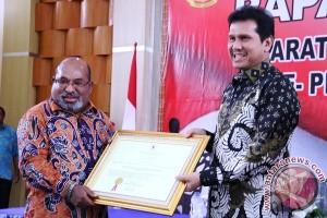 Sertifikasi Pusdiklat Papua