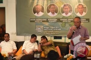 Diskusi pemerataan pembangunan di Papua