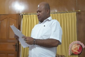 Warga Umbron dan Lapuan baru mencoblos di dua TPS Pilkada Jayapura