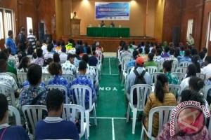 Hipgapi Papua ajari siswa tolong pasien jantung