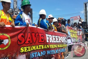 Tokoh Amungme dukung negosiasi lanjutan Pemerintah-Freeport