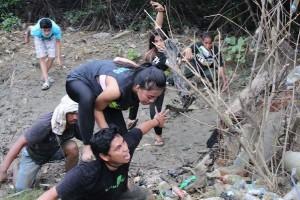 Aktivis kampanyekan lingkungan hijau melalui GYPA