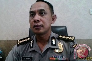 AKBP Indra Hermawan jabat Kapolres Bandung