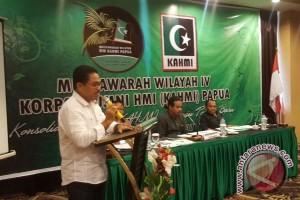 Achmad Idrus kembali pimpin KAHMI Papua